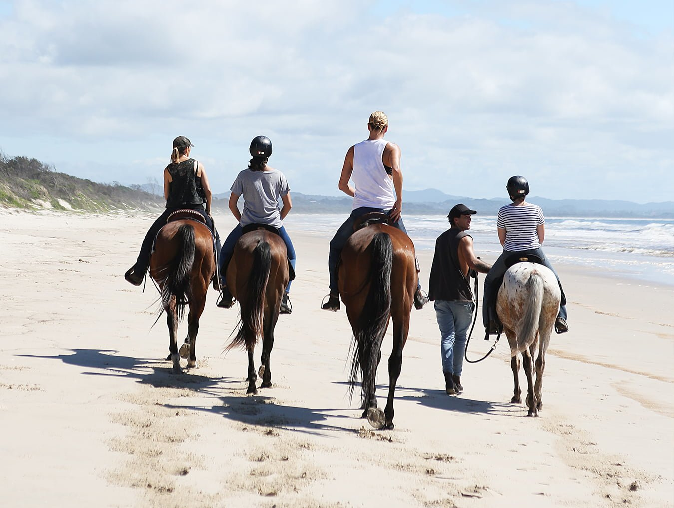 Horse Riding At Elements What S On Byron Bay Elements Of Byron